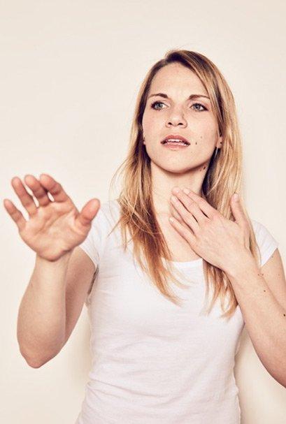 terapia para rehabilitar la voz
