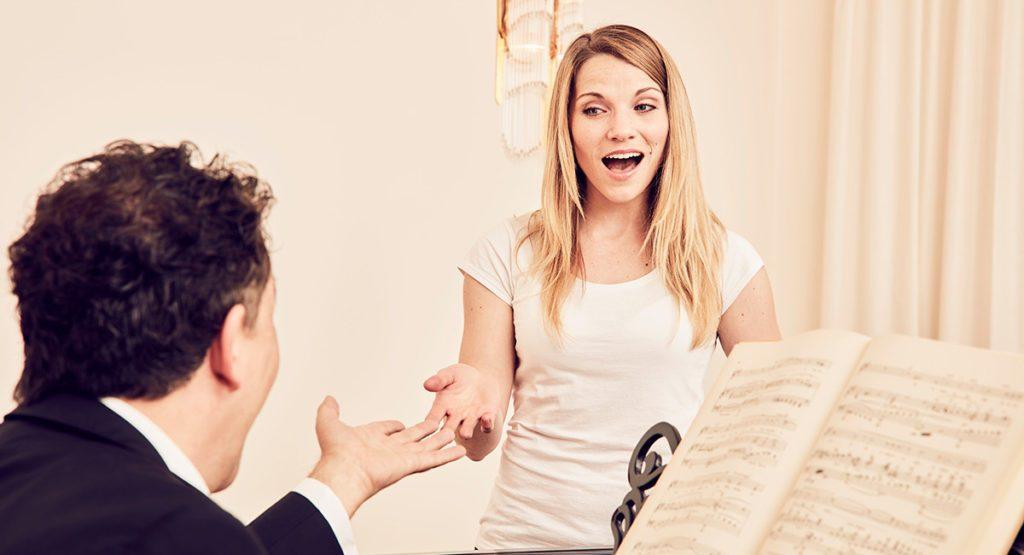 Rehabilitación vocal para cantantes