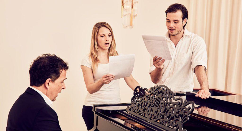 Rehabilitacion para cantantes